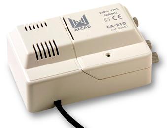 Ampliicador banda ancha